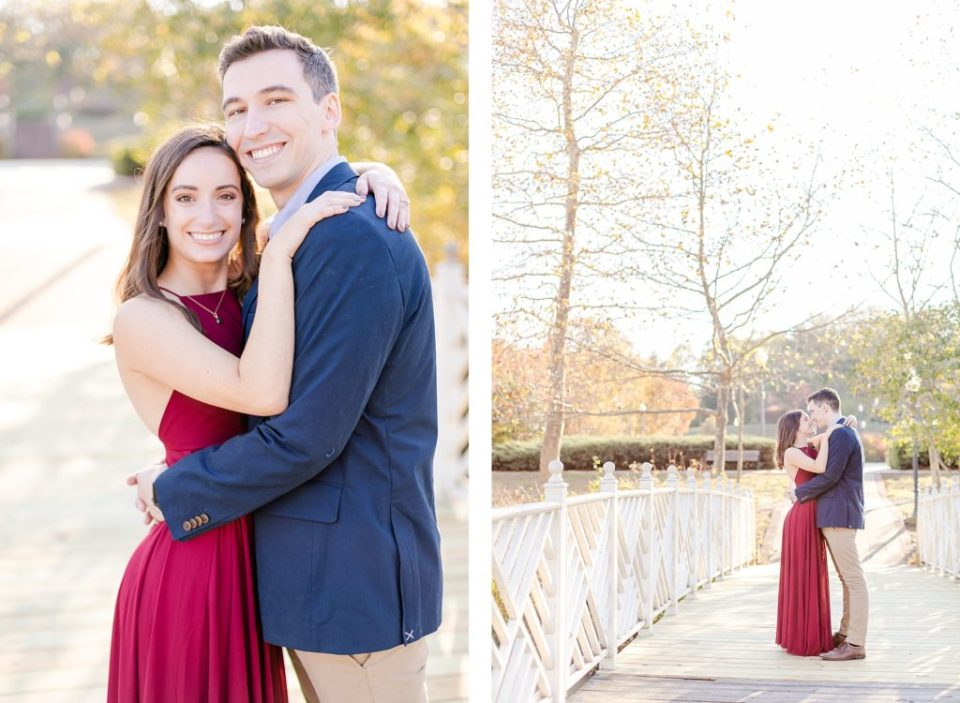 Quiet Waters Park Engagement session by COstola Photography
