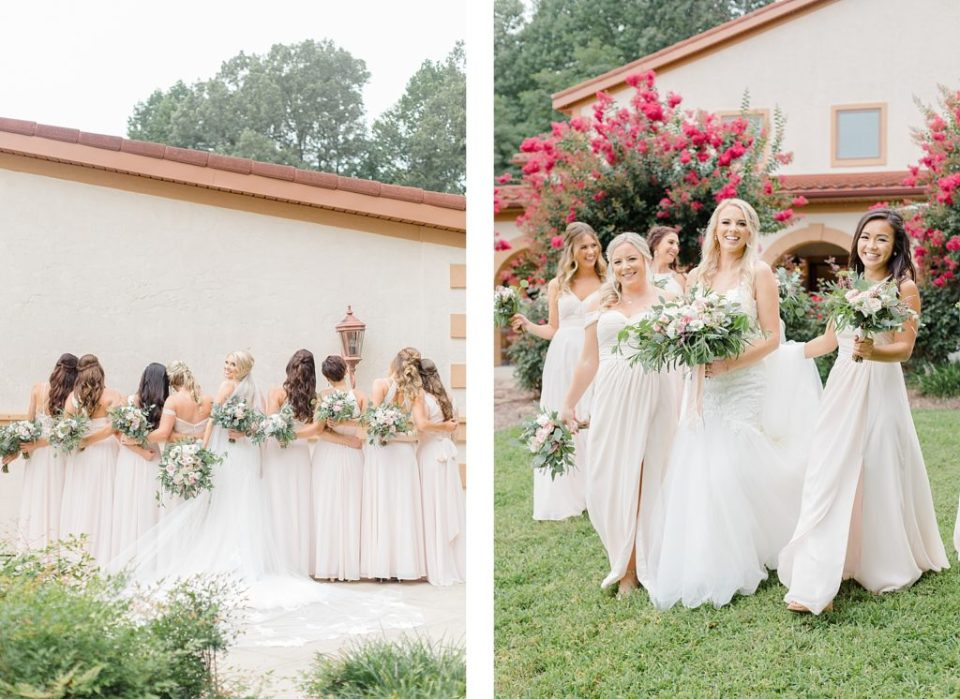 Wedding Party at The Running Hare By Costola Photography