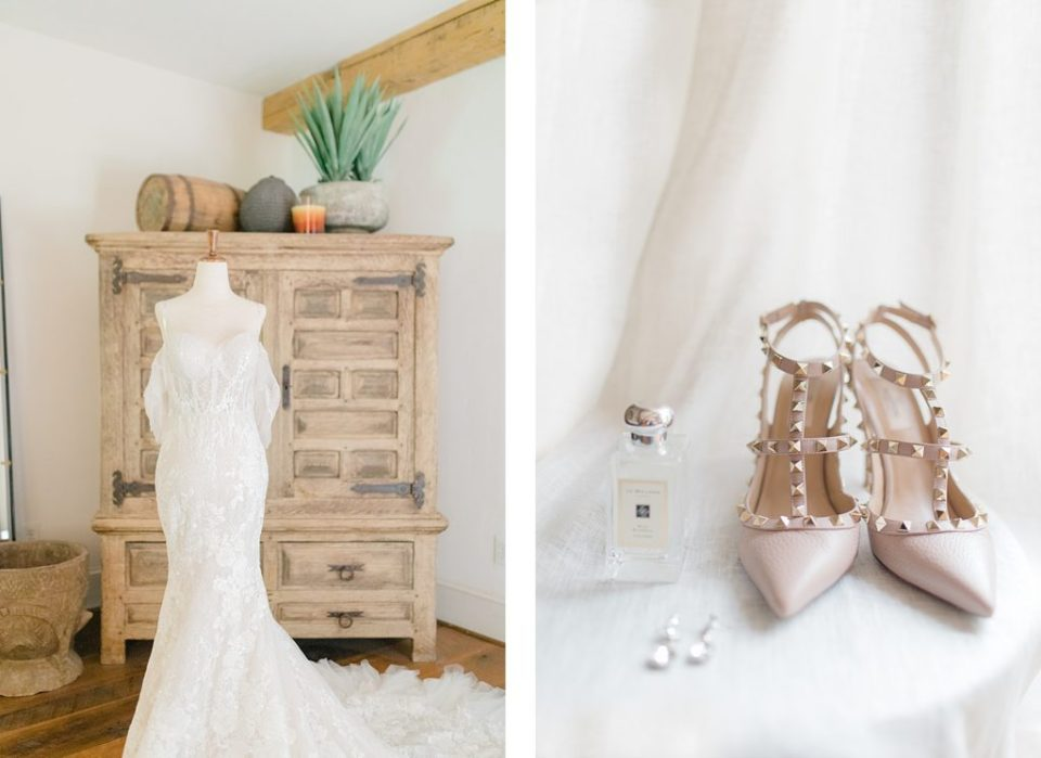 Romantic French Inspired Private Estate Wedding by Costola Photography