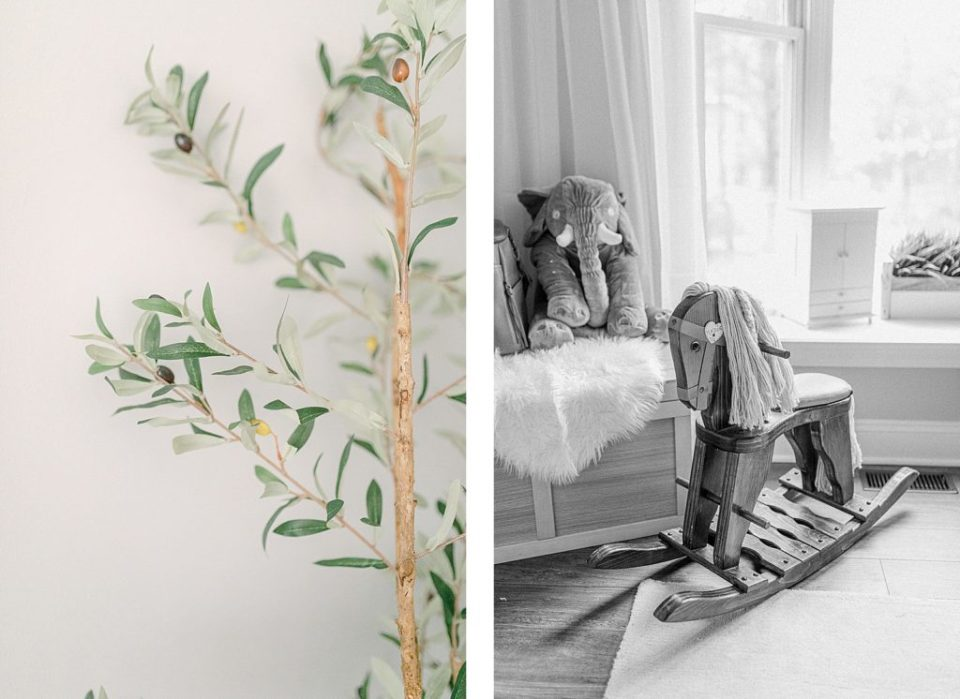 Neutral European Inspired Nursery by Costola Photography