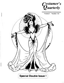 Costumers Quarterly Vol 1 No 3-4