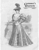 Costumers Quarterly Vol 3 No 1