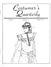 Costumers Quarterly Vol 4 No 3