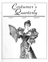 Costumers Quarterly Vol 5 No 2