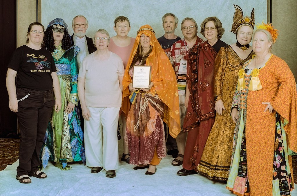 2015 Lifetime Achievement Award Group Photo