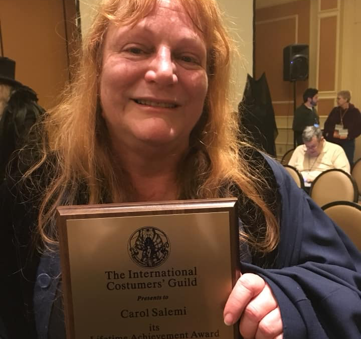 2019 ICG Lifetime Achievement Award