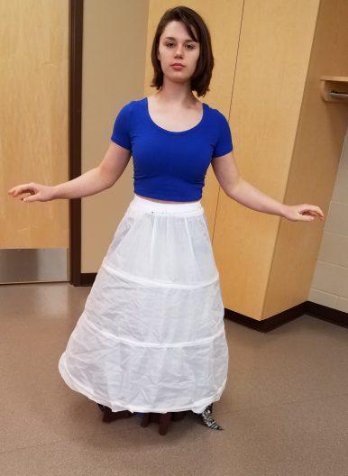 hoop, Marie in Cinderella