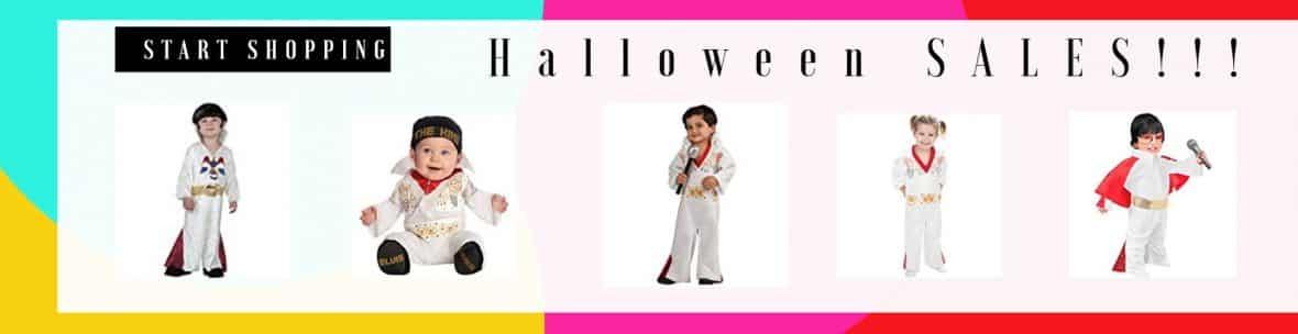 Toddler Elvis Costumes
