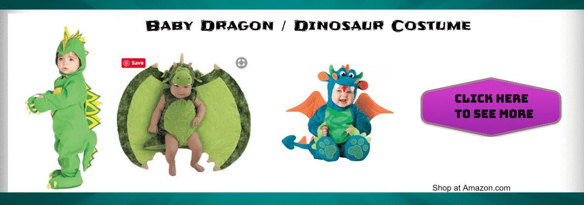 baby dragon dinosaur costume