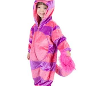 Cheshire Cat Jumpsuit Toddler Costume