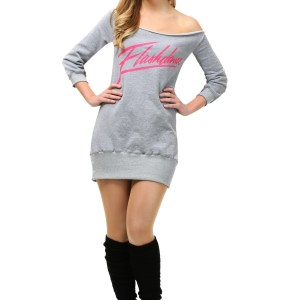 Flashdance Women's Plus Size Costume 1X 2X 3X