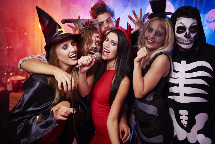 Fun Adult Halloween Party Ideas Costumes And Ugly Sweaters