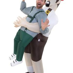 Inflatable Bavarian Pick Me Up Adult Costume