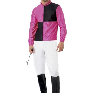 Men's Jockey Costume
