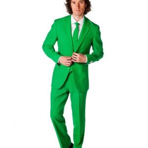 Men's OppoSuits Green Suit