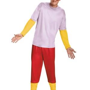 Teen Deluxe Milhouse Costume