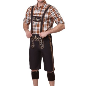 Oktoberfest Stud Plus Size Men's Costume