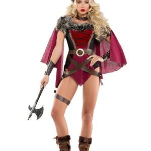 Sexy Viking Costume for Women