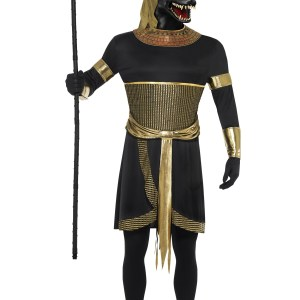 Men's Anubis the Jackal Costume