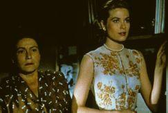 Grace Kelly dans sa robe à fleur