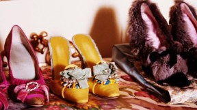 Marie-Antoinette - Chaussures (7)