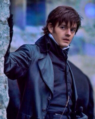 Sam Riley est Mr Darcy
