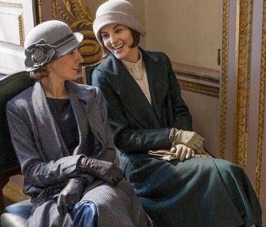 Sur le tournage de Downton Abbey (44)