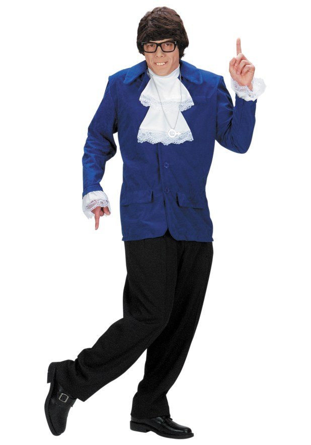 austin powers costume halloween costumes