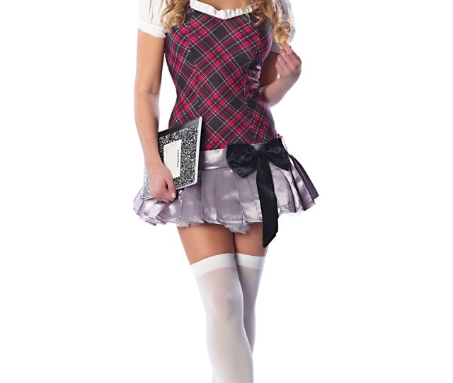 Sexy Collegiate School Girl Costume
