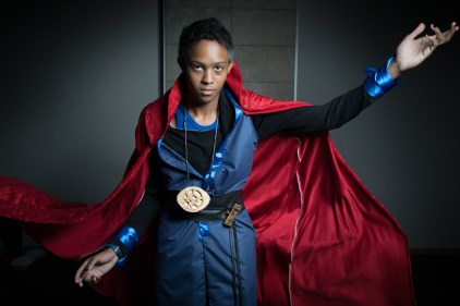 Cosplayer: Mathew Davids Character: Dr Steven Strange From: Dr Strange Photographer: @cosweplayproject