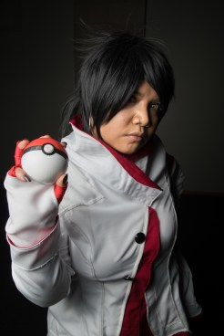 Cosplayer: @rockreaperz Character: Candela From: Pokemon Go Photographer: @cosweplayproject