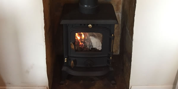 HETAS Installers of Wood Burning Stove in Minehead