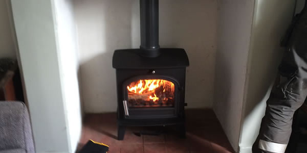 HETAS Woodburner Installers in Chard