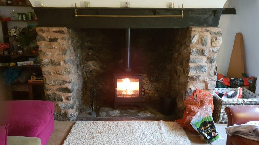 HETAS wood burner installer in Taunton