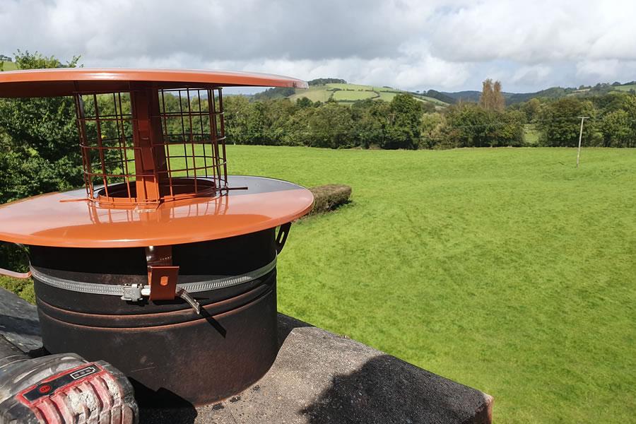 HETAS Woodburner installer in Dulverton