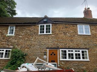 Home transformation: retrofitting to get a Cotswolds cottage off fossil fuels for good