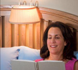 WalterDrake Headboard Light – Best Reading Light Fixture For Bedroom