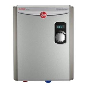 Rheem RTEX 18 Residential Tankless Water Heater Review