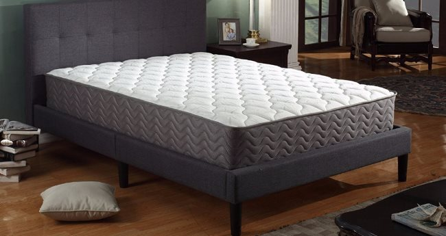 Swiss Ortho Sleep King Size Mattress Review