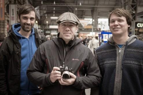 Jan, Thomas, Gernot