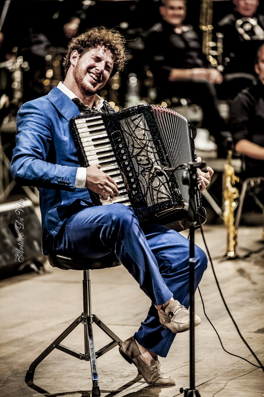 Pietro Adragna - Cotati Accordion Festival