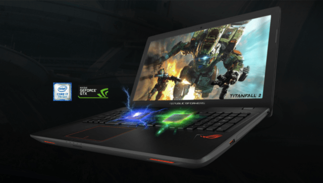 Prices and Specifications for the ASUS ROG GL553VD