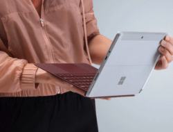 Microsoft Surface Go is Perfect for High Mobility