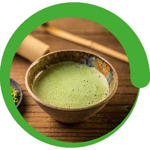 préparation thé matcha Japon