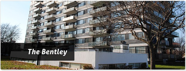 Cote Saint Luc Bentley Apartments for Rent