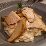 risotto-foie-gras-amp-poires-epices