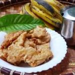 Beignet de banane à la Malgache