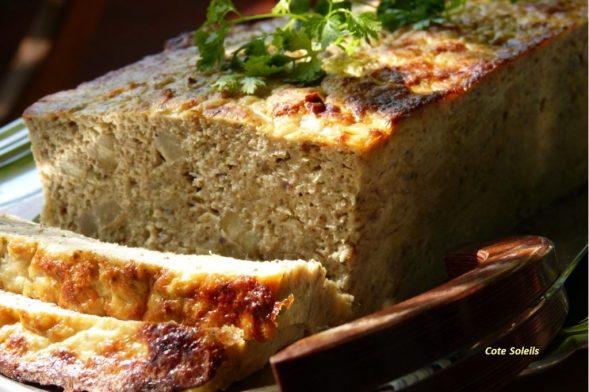 Terrine filets merlan & fds artichaut