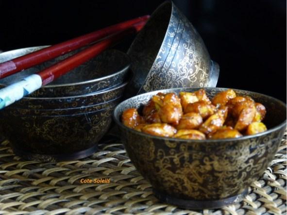 Cacahuètes chinoises