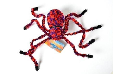 Araña Grande Multicolor